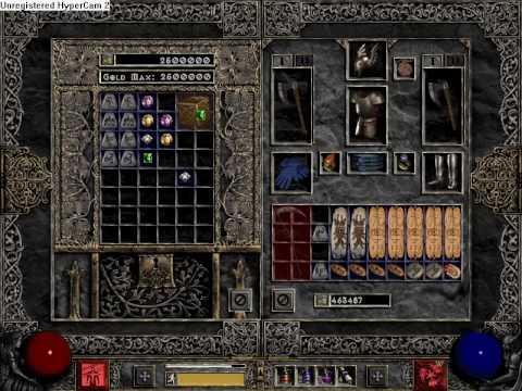 Making My Infinity (Diablo 2)