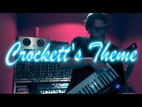 Crockett's Theme (cover)