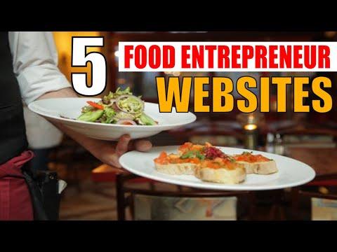 Food Entrepreneurs Best Websites For Food Startups Cottage Food Home-Based Food Business