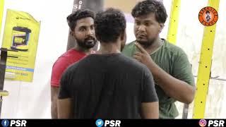 Fitness Prank | Prankster Rahul | Tamil prank in India | PSR 2020