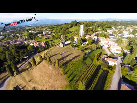 Amazing Friuli Venezia Giulia (1) | Drone footage of an unexpected corner of Italy | Turismo FVG