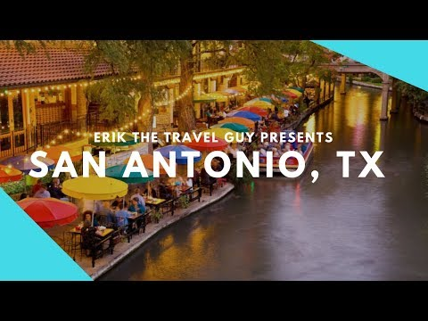 San Antonio, TX - City Overview