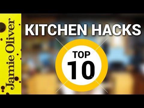 10 Food Tricks & Tips   Jamie Oliver   Kitchen Hacks
