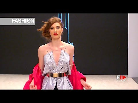 EVGENI HORKIN Belarus Fashion Week Spring Summer 2017 - Fashion Channel