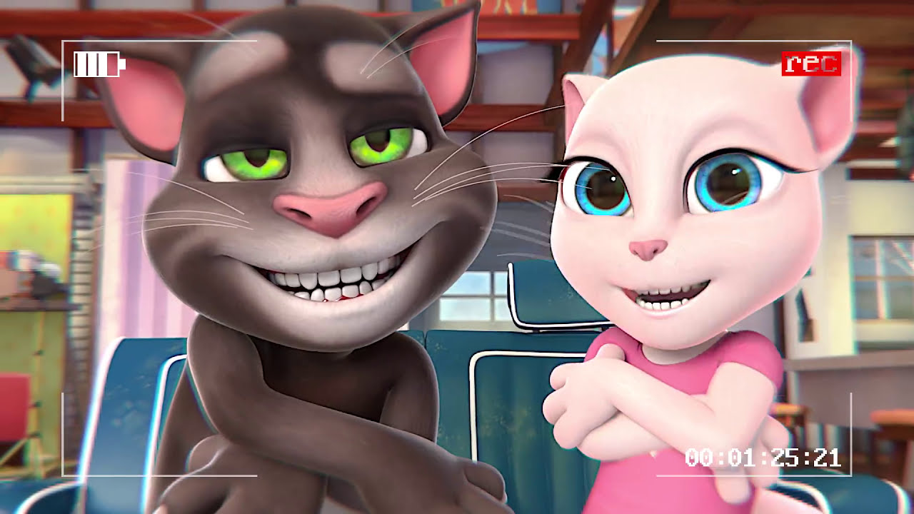 Talking Tom and Friends - Couples Clash (Part 2) | Season 2 Episode 5