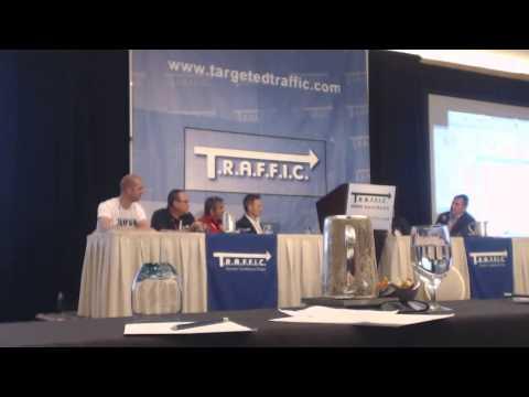 Frank Schilling vs Rick Schwartz at Traffic East 2013