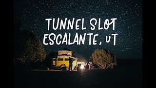 Tunnel Slot Hike, Escalente