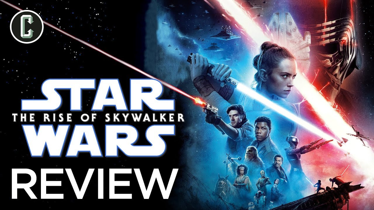 Rise Of Skywalker Review A Star Wars Trilogy Conclusion With Highs And Lows Youtube
