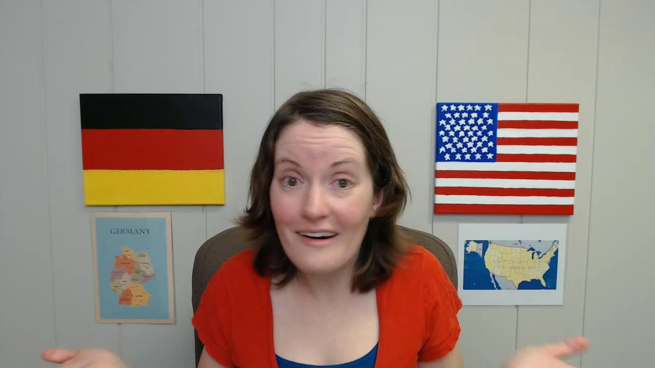 Introduction Video: German Words Unraveled