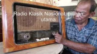 Boria Omara Radio Malaysia Klasik Nasional