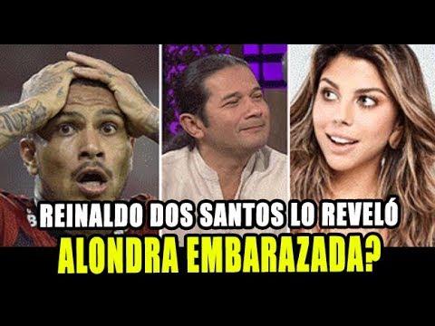 ALONDRA GARCIA MIRÓ EMBARAZADA DE PAOLO GUERRERO?