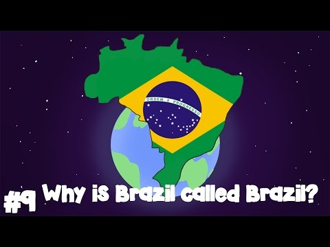 How did Brazil get its Name - Animated