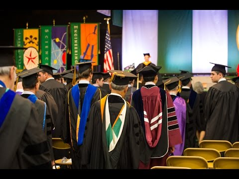 Manhattan College Spring Commencement 2017