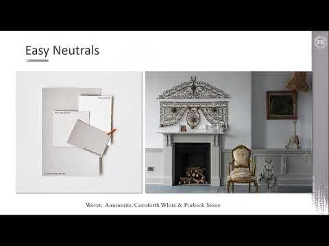 Partner Spotlight Webinar with Farrow & Ball - Color Theory and the Farrow & Ball Palette - 3.7.18