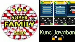 Kunci Jawaban Game New Family 100 Level 2 5 Youtube