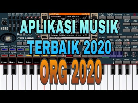 Aplikasi Music Terbaik 2020 Rasa Keyboard Nyata Org2020 Sekedar Review Untuk Yang Belum Tahu Youtube