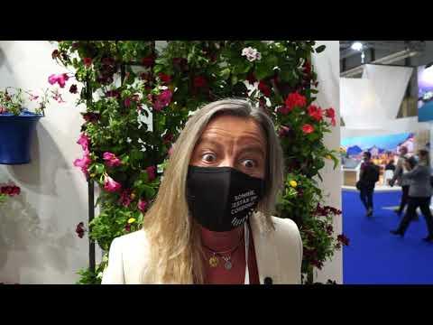 Entrevista de Isabel Albás en Fitur 2021