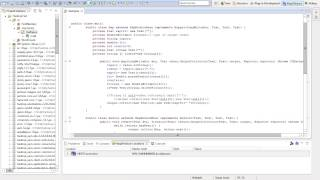 Writing a MapReduce Program using Java eclipse plugin for HDP2