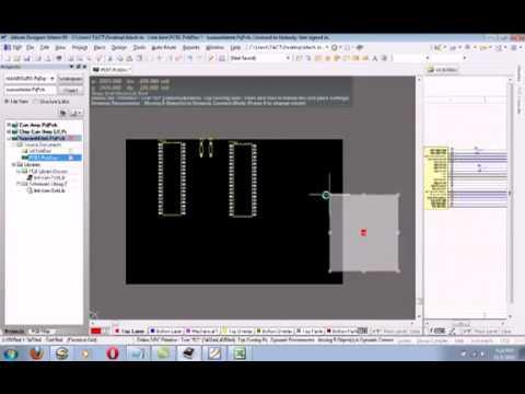 Hướng dẫn sử dụng phần mềm Altium Designer 4