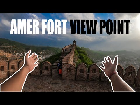 AMER FORT VIEW POINT | MORE THAN 350 STEPS TO HERITAGE #shutterholictv
