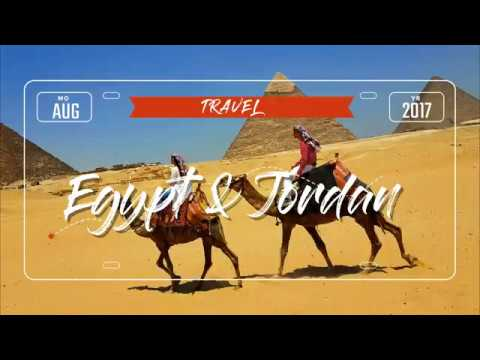 Travel to Egypt and Jordan, August 2017