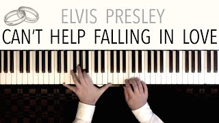 Elvis - Can't Help Falling In Love (Wedding Version) featuring Bach's 'Air' & Pachelbel's 'Canon'