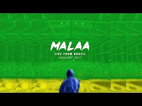 Malaa Live @ Kaballah Festival - Florianopolis [Brazil 2017]