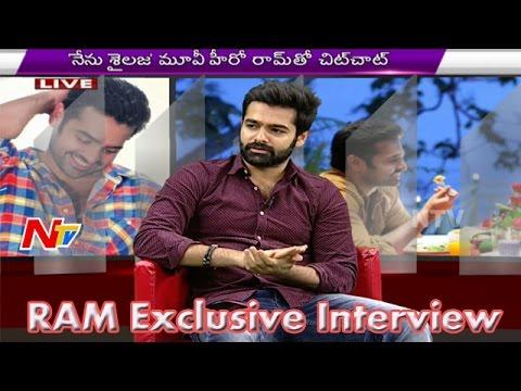 Ram Pothineni and Kishore Exclusive Interview - Nenu Sailaja Movie