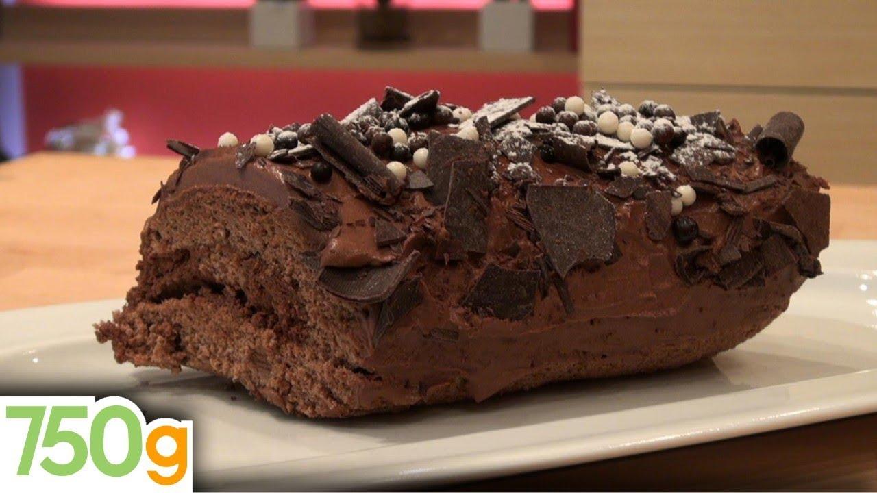 Recette du gateau magique au chocolat 750 grammes