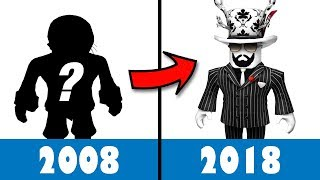 ASI WAS ASIMO3089 10 YEARS ago!! Roblox