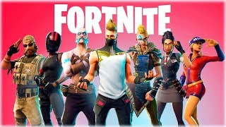 SEASON 5 ALREADY ACTIVE, NEW MAP AND NEW SKINS in Fortnite: Battle Royale