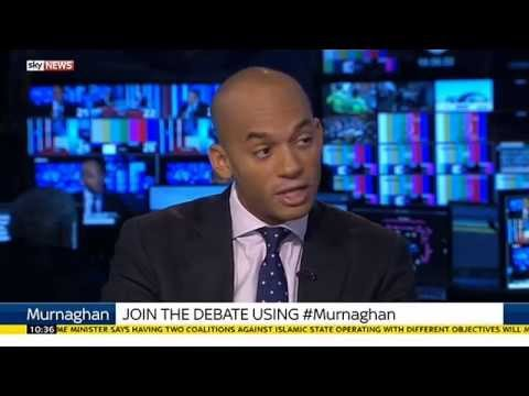 Chuka Umunna MP: I Would Vote For Military Action In Syria