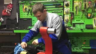 Гидравлический набор АД-30 для выпрессовки сайлентблоков грузовых автомобилей