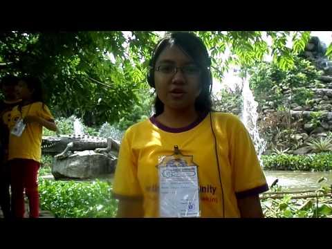 work shop for Tourism Guide At Taman Wisata Matahari ' bogor