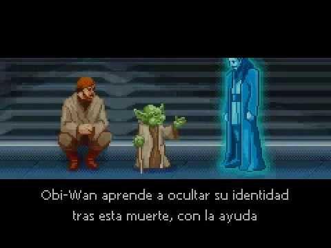 Star Wars Episode Iii Revenge Of The Sith Ending Obi Wan Game Boy Advance Youtube