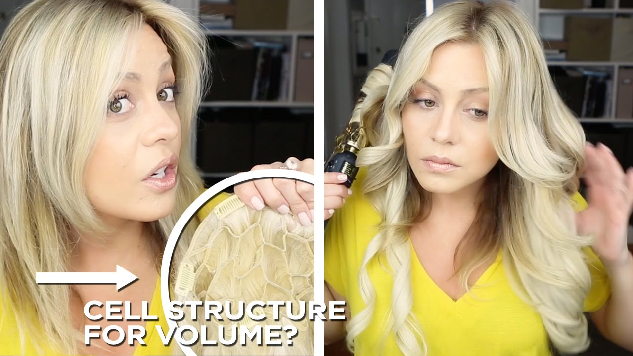 How To Add Extreme Volume And Length To Thin Hair Instantly Youtube