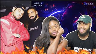 ‪Chris Brown - No Guidance (Audio) ft. Drake ‬| REACTION!!!