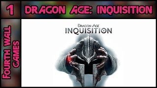 Dragon Age Inquisition PC Gameplay - Part 1 Backstory - 1080p 60fps