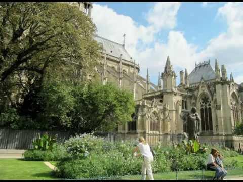 Notre Dame de Paris chants grégoriens