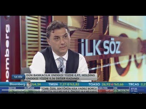 Tuncay Turşucu Zeynep Erataman BloombergHT 18 Nisan 2018