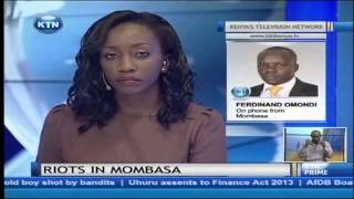 KTN Prime Full News Bulletin 24th oct 2013 with Yvonne Okwara and Wilson Mburu