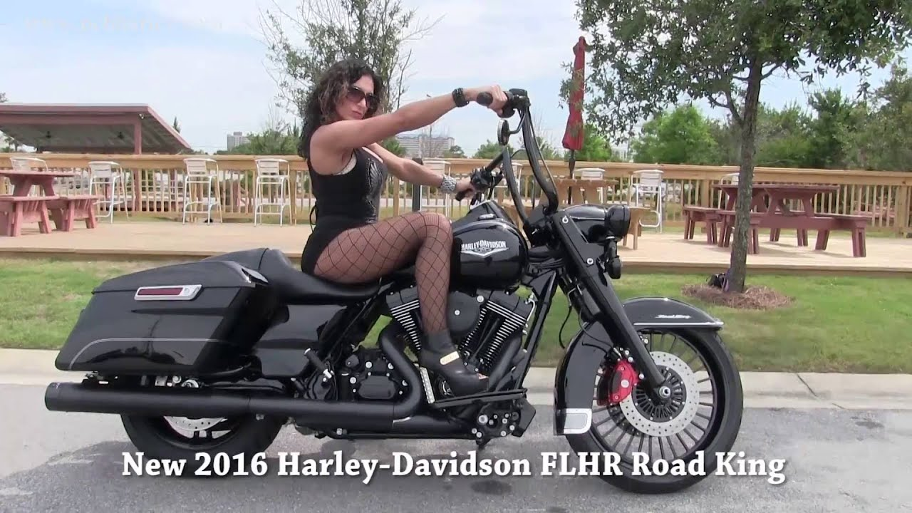 2016 Harley Davidson Road King For Sale In Panama City