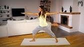 Yoga zum Abnehmen von Bauchanfängern in