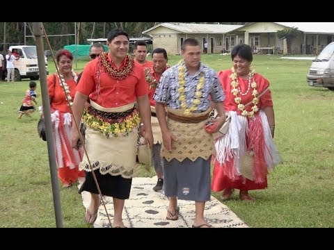 Jason Taumalolo - Mate Ma'a Tonga - Lapaha Family Celebration