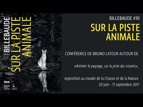 Conférence du 28 Juin 2017 - Bruno Latour