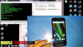 [URDU\HINDI] Moto E3 XT1706 MTK FRP Bypass With CM2 Dongle