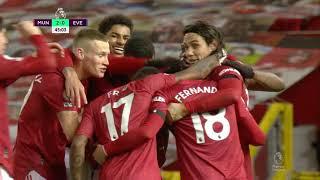 Man United vs Everton 3:3 (Feb 6, 2021)   Golovi sa Utakmice   SPORT KLUB FUDBAL