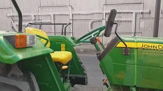 धनतेरस को खरीदा नया रोटावेटर, जॉन डियर 5305, 55 एचपी पर ले गए किसान पुरबालियान वाले l