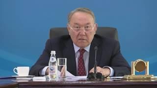 'Заторы на дорогах, особенно в часы пик, становятся привычным делом ' - Назарбаев