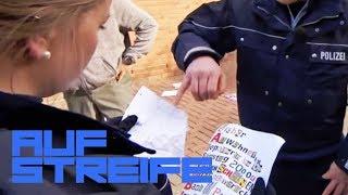 Erpresserbrief! Er fordert 2000€! | Auf Streife | SAT.1 TV
